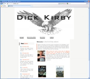 Dick Kirby - Author