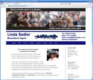 Linda Sadler Bloodstock Agent