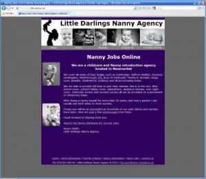 Little Darlings Nanny Agency